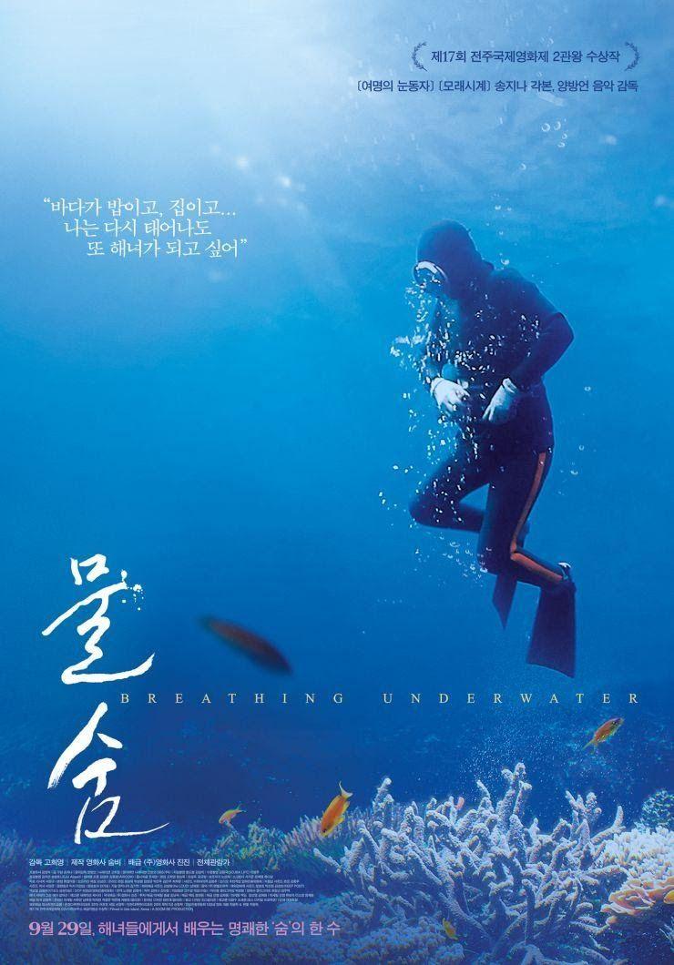 poster Breathing Underwater